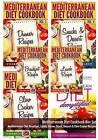 Mediterranean Diet Cookbook Box Set: Mediterranean Diet Breakfast, Lunch, Dinner, Snack, Dessert & Slow Cooker Recipes by Charity Wilson, Darrin Wiggins (Paperback / softback, 2015)