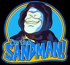 80's Cartoon Classic The Real Ghostbusters The Sandman custom tee Any Size