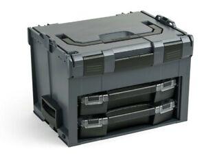 LS-Boxx-306-Sortimo-Bosch-anthrazit-mit-2-i-Boxx-72-LS-BOXX-306-mit-Einlage