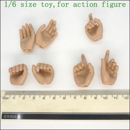Y84-01 1//6 scale figure fat hands *7