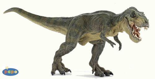 Papo 55027 Tyrannosaurus Rex Ongoing T-Rex 32 cm Dinosaur