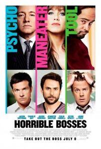 HORRIBLE-BOSSES-Reg-DS-27x40-Movie-Poster-JASON-BATEMAN-JENNIFER-ANISTON