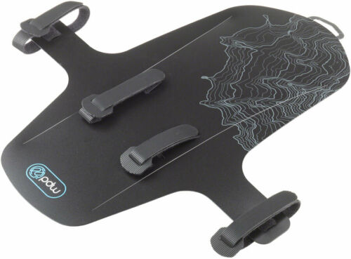Portland Design Works Mud Shovel 6.5 Fat Fender Fork Mount Black