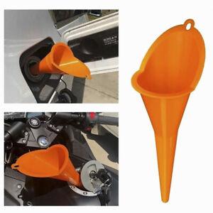 Motorrad-Auto-langer-Mund-Trichter-Plastikbetankungs-Ol-fluessige-Tuellen-Fuellung