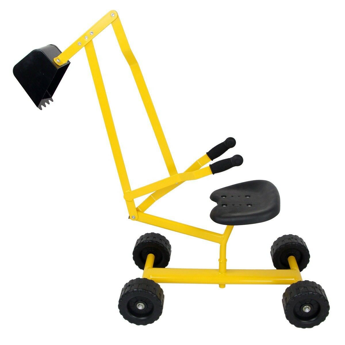 Heavy Duty Kids Ride-on Ride-on Ride-on Sand Digger Sandbox Digging Scooper Crane Excavator Toy d00f78