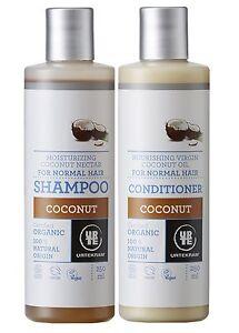 Urtekram-Organic-Coconut-Shampoo-Conditioner-250ml-Normal-Hair