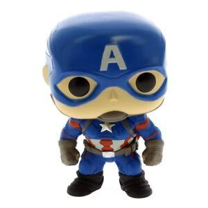 Figura Funko Pop Capitan America