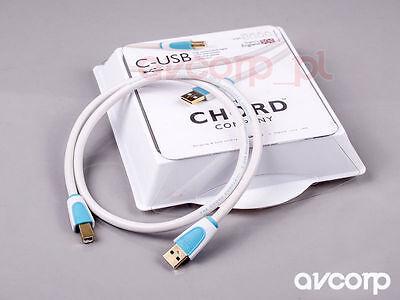digital audio USB A-B type interconnect Original Chord C-USB 1.5m