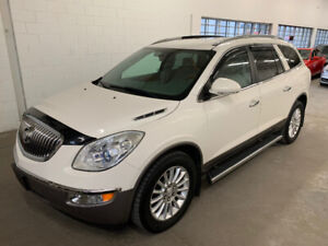 BUICK ENCLAVE CXL 1 / 2011 /CUIR / 7 PASSAGERS /CAMERA /MAGS
