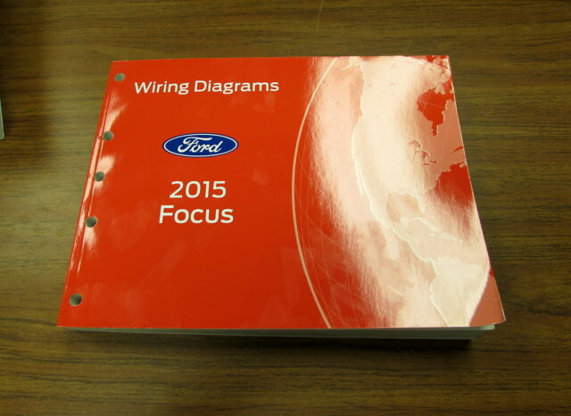 2015 Ford Focus Electrical Wiring Diagrams Service Manual