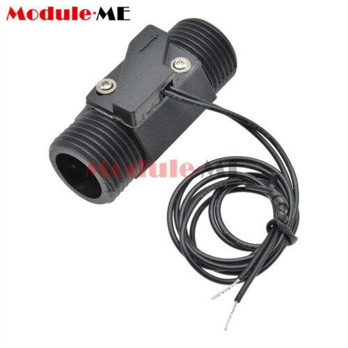 AC 220V 3A 22mm Plastic Vertical Horizontal Magnetic Water Flow Switch /&Sensor M