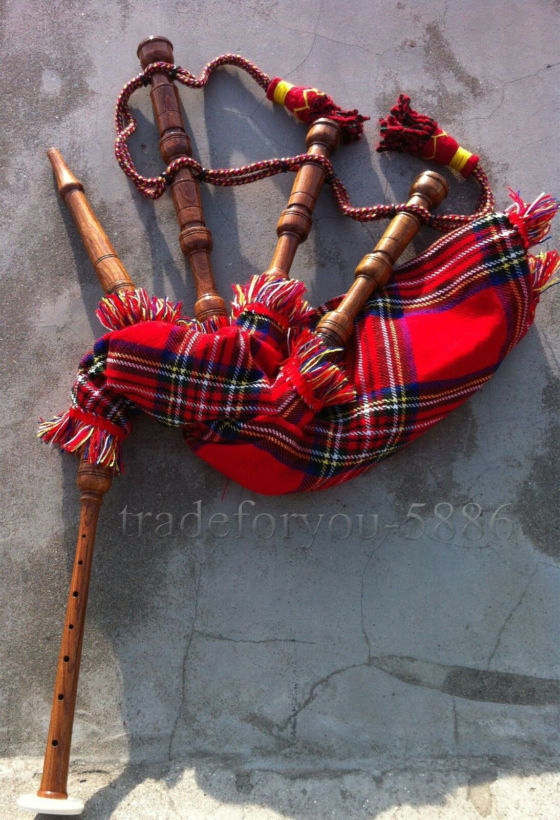 Brand New wood small pipes for upcoming pipers Perfect Gift for Kids