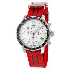 Tissot Quickster Chicago Bulls NBA Special Edition Mens Watch T0954171703704