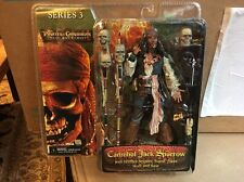NECA Pirates of the Caribbean DMC Cannibal Jack Sparrow Action Figure Series 3