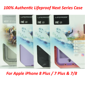 Authentic-Lifeproof-WaterProof-Fre-Series-Case-For-iPhone-8-Plus-7-Plus-amp-7-8