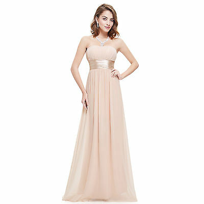 Ever Pretty Long Women's Bridesmaid Prom Dresses Evening Formal Gowns 6-18 09955