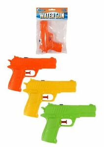 Plastic-Water-Gun-15cm-Gift-Present-Toy-Loot-Party-Bag-Fillers-Childrens-Kids