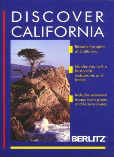 Discover California (Berlitz Discover Series) By Pam Cary