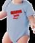 Infant-Creeper-Bodysuit-T-shirt-Grandpa-Loves-Me thumbnail 7