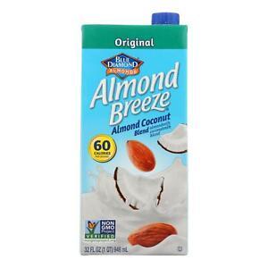 Almond-Breeze-Almond-Coconut-Milk-Case-Of-12-32-Fl-Oz