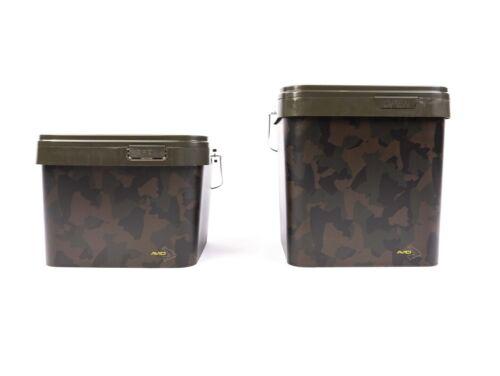 10 Litre or 17 Litre Brand New Avid Camo Buckets