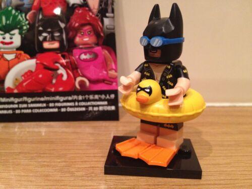 LEGO THE BATMAN MOVIE 71017 VACATION BATMAN  MINT CONDITION