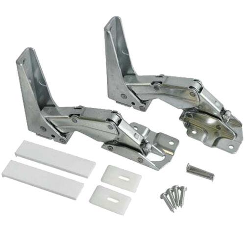 Door Hinge Kit 3905 3362 3363 5.0 for WHIRLPOOL IGNIS BAUKNECHT Fridge Freezer