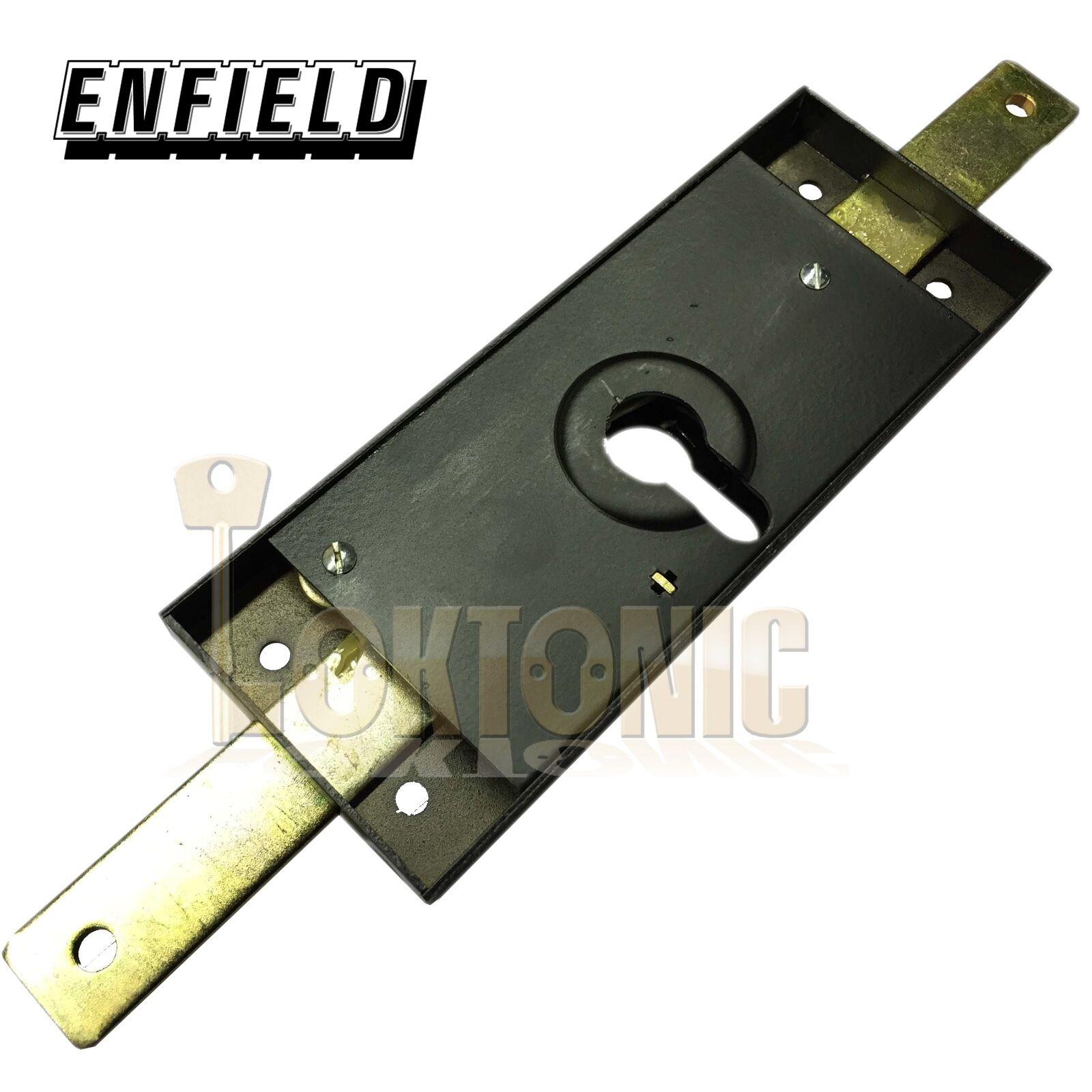 Enfield euro Resistente Centro De Persiana Cerradura de puerta de garaje hecho en España