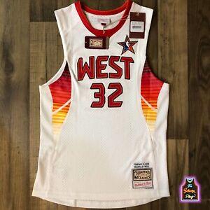 Shaquille O'Neal Mitchell & Ness Phoenix Suns 2009 All Star Jersey ...