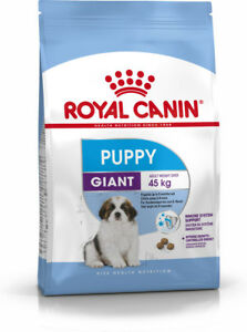 Royal Canin Giant Puppy Complete Dog Food For Large Giant ...