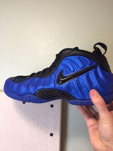 sports shoes 452fe 4f6e1 Nike Air Foamposite Pro HYPER Cobalt Blue Size 9.5 624041 403