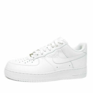 Size 7.5 - Nike Air Force 1 '07 White 2018