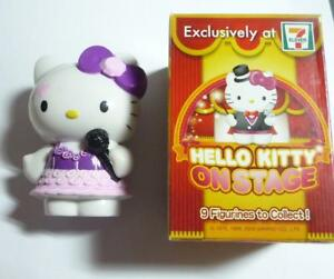 "HELLO KITTY On Stage OFFICE LADY PEN SERIES Mint Sanrio 2009 3/"" Tall Singapore"
