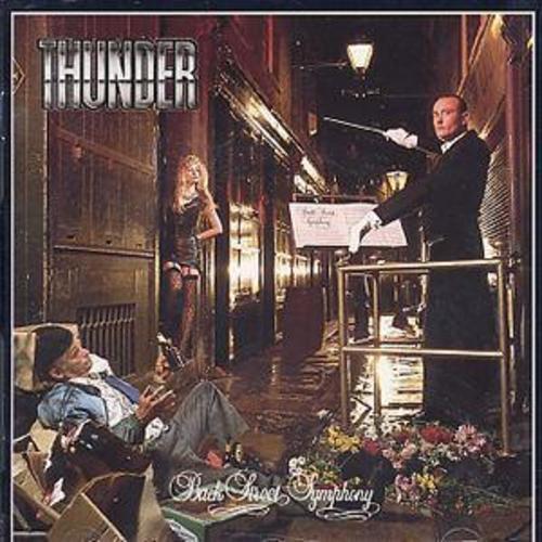 1 of 1 - Thunder : Back Street Symphony CD (1990)