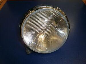 Classic Mini Headlamp Headlight Assembly Wagner