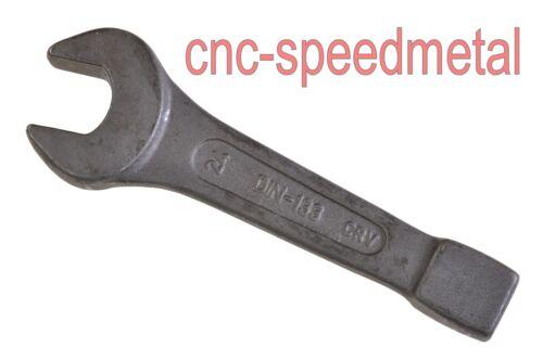 24mm Schlag Maulschlüssel Schlagmaulschlüssel KFZ Werkzeug mit Schlagkante 01503