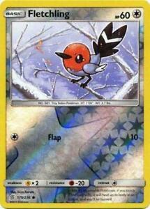 Fletchling-179-236-S-amp-M-Unified-Minds-REVERSE-HOLO-PERFECT-MINT-Pokemon