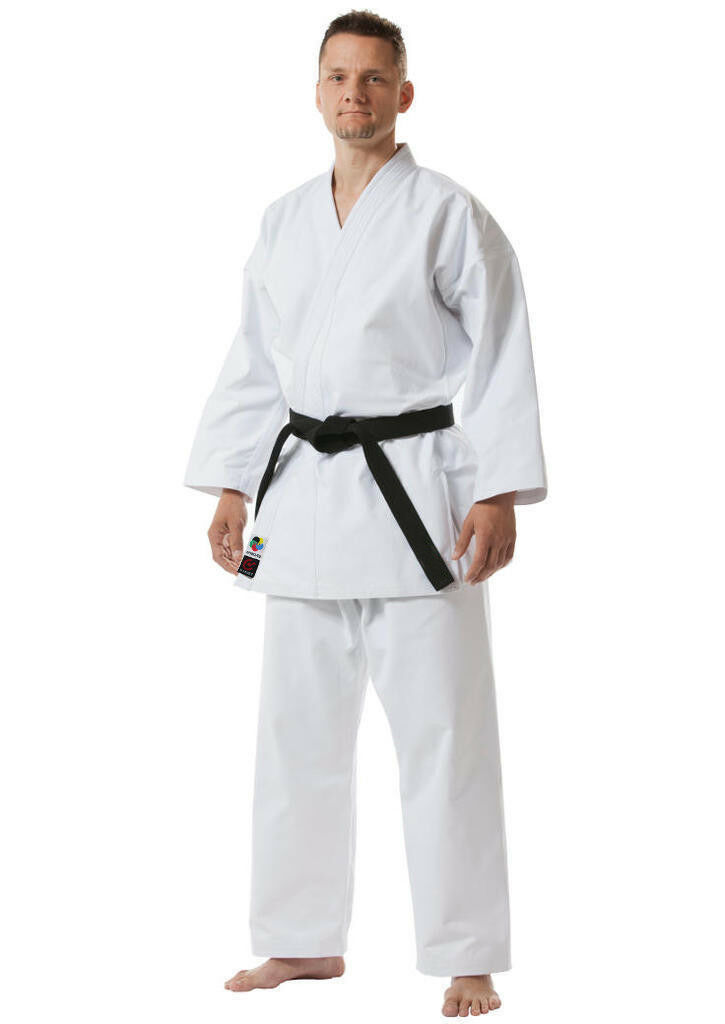 Wacoku Karate Middleweight Kata Gi,  10oz Standard Cut Uniform  best service