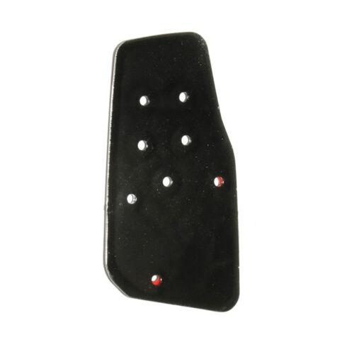 3x Car Non Slip Foot Pedals Pad Cover Red For Suzuki Swift Samurai Vitara Jimny