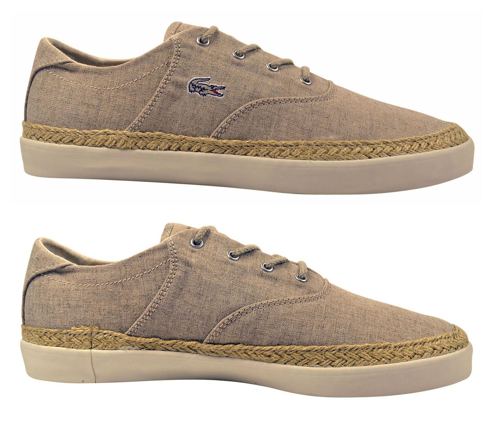Lacoste Glendon Espa W SRW natural Schuhe Sneaker