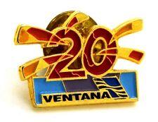 Pin Spilla Tour Operator - Ventana 20° Anniversario