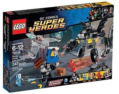 LEGO® Super Heroes 76026 Gorilla Grodds Wutanfall NEU NEW OVP MISB