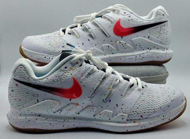 Size 10 - Nike Court Air Zoom Vapor X HC Splatter Paint 2020 for ...