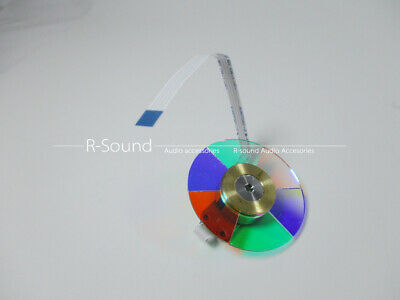 NEW Projector Color Wheel For  Benq W1070  Repair Replacement Parts Direct Use