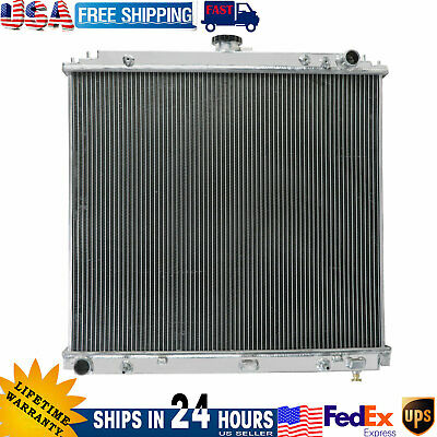 Aluminum Radiator For 2005-2012 Nissan Pathfinder 4.0L 5.6L ONLY 3Row