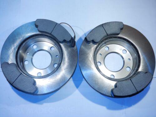 Bremsscheiben 300 mm Bremsbeläge vorne für Citroen Jumper Ducato 244 JTD HDI