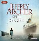 Spiel der Zeit von Jeffrey Archer (2016)