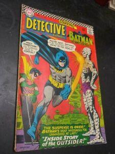 DC-COMICS-DETECTIVE-COMICS-STARRING-BATMAN-amp-ROBIN-356-SILVER-AGE-1966