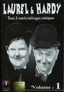 Laurel and Hardy: Classic Comedy Shorts - Volume 1 DVD (1999) Oliver Hardy