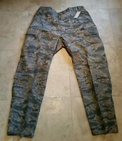Air Force Military Camouflage Pants Women's 4 Regular Digital Camo